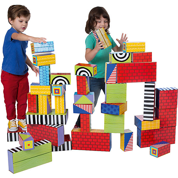 """Набор """"Большие кубики"""""""