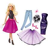 """Кукла """"Сочетай и наряжай"""" блондинка, Barbie"""