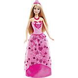 Кукла Принцесса в розовом, Barbie
