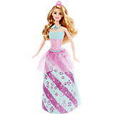 Кукла Принцесса в голубом, Barbie