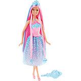 """Кукла """"Принцесса"""" с розовыми волосами, Barbie"""