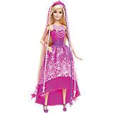 Кукла-принцесса с волшебными волосами, Barbie