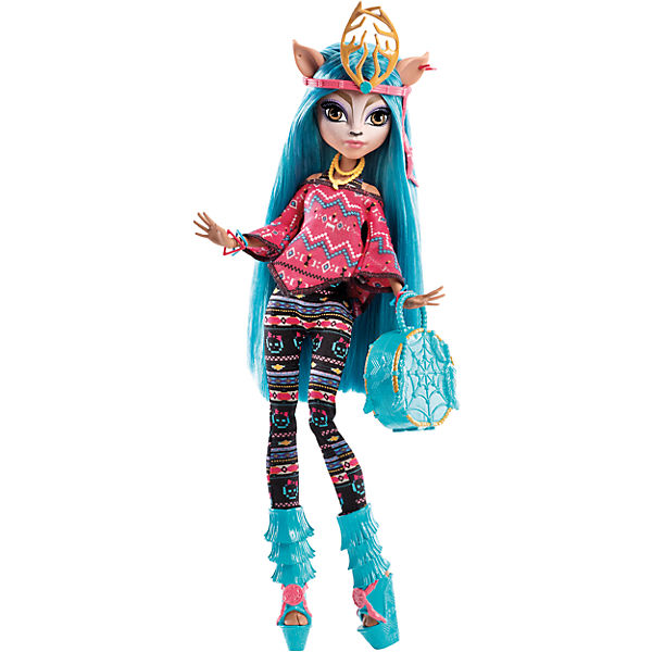 Monster High Schüler-Graustausch Isi Dawndancer