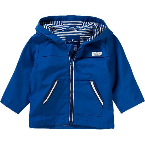Tom Tailor Baby Softshelljacke blau Gr. 74 Jungen Baby