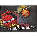 Freundebuch A5 Cars