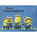Freundebuch A5 Minions