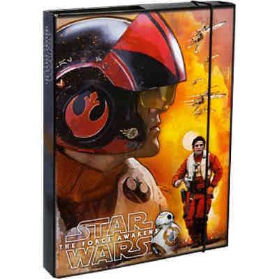 Heftbox Star Wars Movie A4