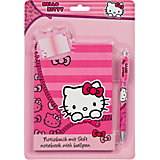 Notizbuch mit Stift Hello Kitty