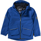 JACK WOLFSKIN Kinder Outdoorjacke RAINDROP TEXAPORE