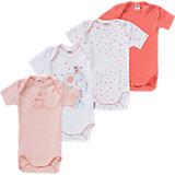 ABSORBA Baby Bodys 4er-Pack für Mädchen