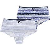 Panties Doppelpack für Mädchen