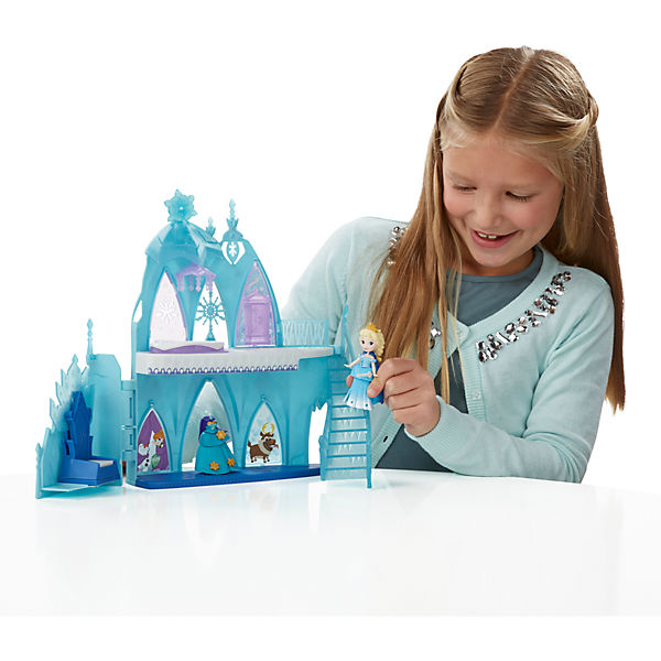 die eisk nigin little kingdom elsa 39 s eispalast disney die. Black Bedroom Furniture Sets. Home Design Ideas