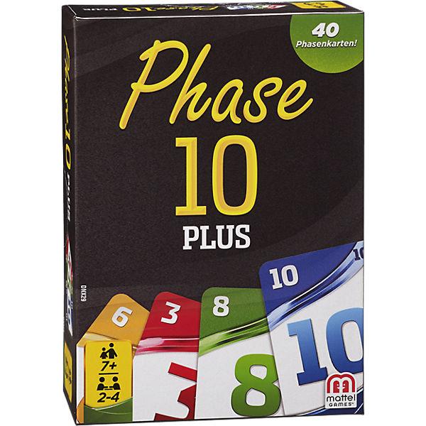 Phase 10 Plus Anleitung