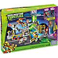 Mega Bloks Turtles - Geheimversteck Spielset