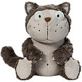 NICI 39024 Katze Lazy grau Schlenker 25 cm