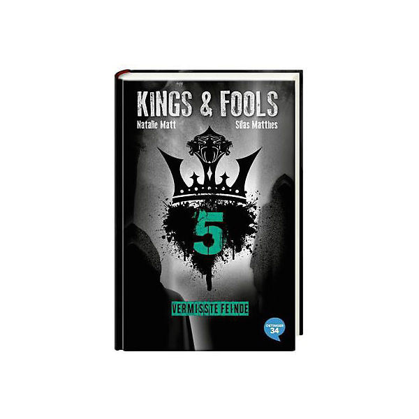 Kings & Fools: Vermisste Feinde, Band 5