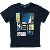 T-Shirt OVERRUN für Jungen