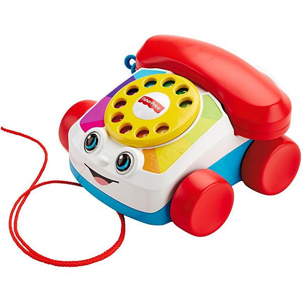 Говорящий телефон на колесах, Fisher Price