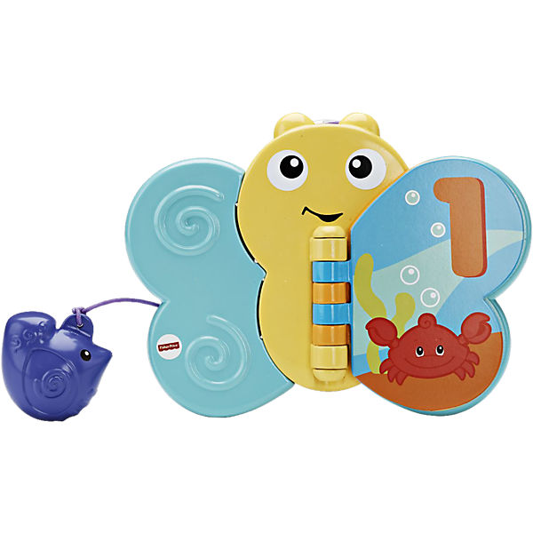 Fisher-Price - Schmetterlings-Badebuch