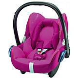 Автокресло Cabrio Fix Berry Pink 0-13 кг., Maxi-Cosi, розовый