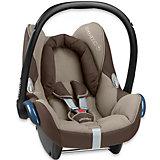 Автокресло Cabrio Fix EARTH BROWN 0-13 кг., Maxi-Cosi, коричневый