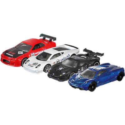 Hot Wheels Grand Turismo Die-Cast Sortiment (rollierend) - 1 Fahrzeug