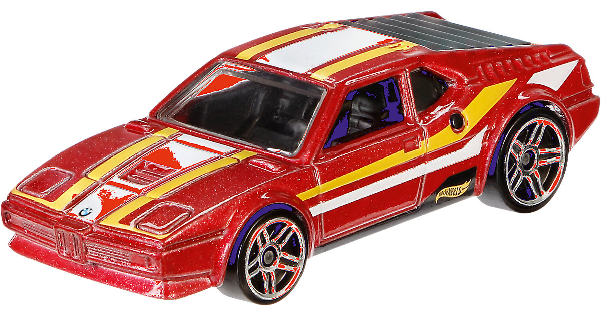 Hot wheels jahre bmw die cast sortiment rollierend