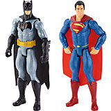 Batman v Superman Dawn of Justice - Figuren 2er-Pack, 30 cm