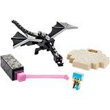"""Игровой набор """"Стив против Дракона"""", Minecraft"""