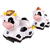 Tip Tap Baby Tiere - Kuh & Kalb Kunigunde & Kira