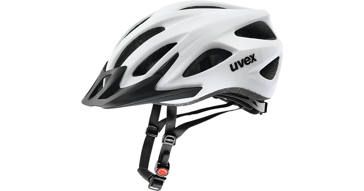 Fahrradhelme Viva 2 white matt weiß Gr. 52-57