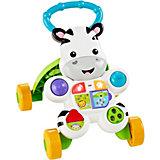 Fisher-Price - Lern mit mir Zebra Lauflernwagen