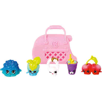 Shopkins #4 5 Figuren
