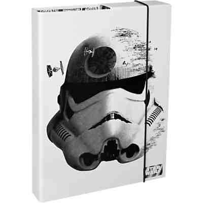 Heftbox A4 Star Wars Stormtrooper