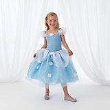 Kostüm Prinzessin Blue Rose