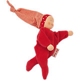 Colour Kids Nickibaby Rot, 20 cm