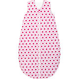 Sommer- Schlafsack Basic, Sterne, pink