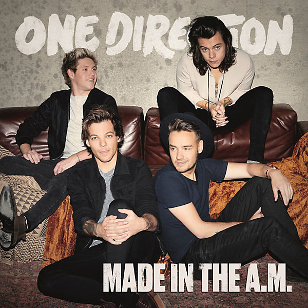 CD One Direction - Made in the A.M.