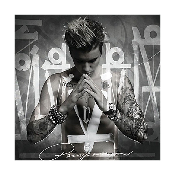 CD Justin Bieber - Purpose