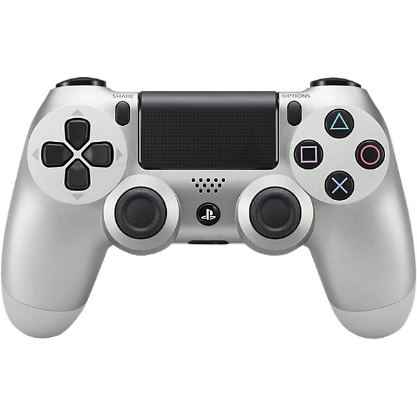 PS4 Dualshock Wireless Controller - silber
