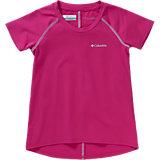 Funktionsshirt SILVER RIDGE mit UV-Schutz für Mädchen