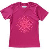 Funktionsbadeshirt SUNNY BURST mit UV-Schutz für Mädchen