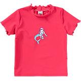 Bade Shirt mit UV-Schutz für Mädchen