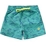 Bade Shorts mit UV-Schutz für Jungen