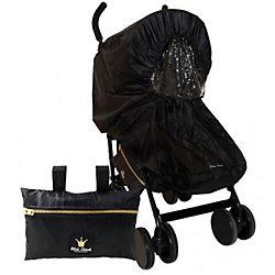 Дождевик для коляски цвет Black Edition, ELODIE DETAILS