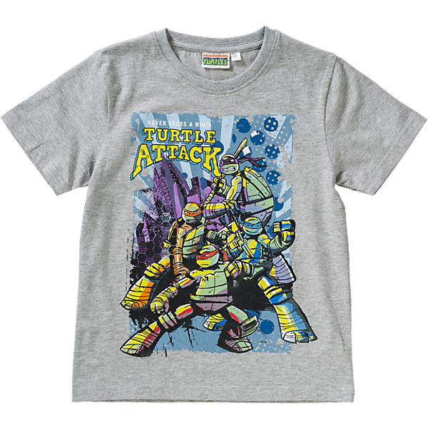 TEENAGE MUTANT NINJA TURTLES T-Shirt für Jungen