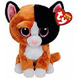 Beanie Boo 15 cm Katze Tauri
