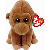 Beanie Babies 15 cm Gorilla Monroe