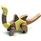 Деревянная игрушка Брахиозавр, EQB