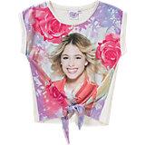 DISNEY VIOLETTA T-Shirt für Mädchen